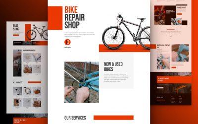 Pour Réparation de Vélos